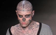 El modelo y artista canadiense Zombie Boy se suicida a los 32 años