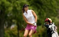 Discreto comienzo de Noemí Jiménez y Azahara Muñoz en el Abierto Británico de golf
