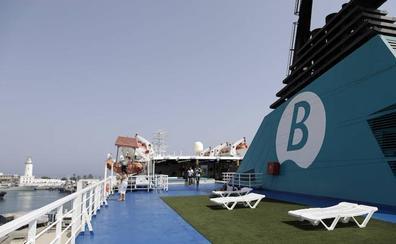 De Málaga a Tánger en barco 38 años después