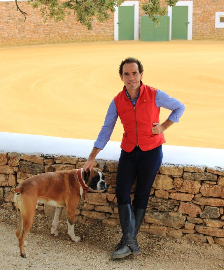 Rafael Tejada: «Detrás del antitaurino hay mucha ignorancia»