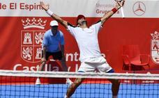 Menéndez regresa a la final del Challenger de El Espinar