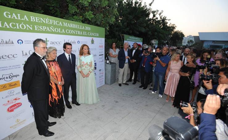 Marbella acoge su Gala Benéfica contra el Cáncer
