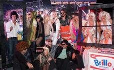 Cuando Warhol acudió al 'pitote' del Canela Party