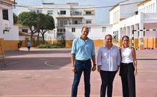 Fuengirola inicia las reformas de los colegios con vistas al inicio del próximo curso
