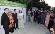Nuevas cotas de altruismo en la Gala contra el Cáncer en Marbella