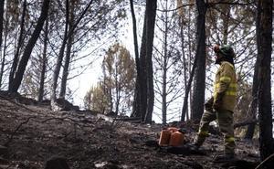 Dos nuevos incendios en doce horas siembran la inquietud en Huelva