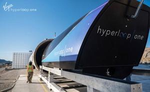 El alcalde de Antequera destaca el empleo de «primer nivel» que generará el centro de pruebas del Hyperloop