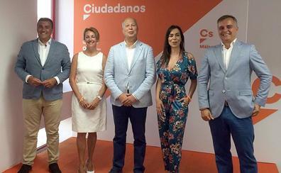 Imbroda, sobre los objetivos electorales de Ciudadanos en Málaga: «No hay que ponerle límite a los sueños»