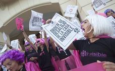 La Casa Invisible busca apoyos a la espera del segundo aviso de desalojo del Ayuntamiento de Málaga