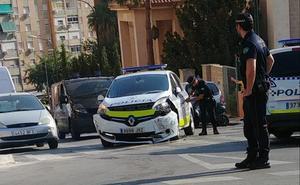 Una discusión de tráfico fue el origen de la persecución con disparos hasta Ciudad Jardín