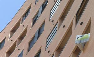 La venta de viviendas se desacelera en el primer semestre en Málaga