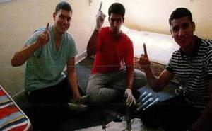 Los terroristas de Barcelona se grabaron preparando las bombas: «Alá nos ha elegido para haceros llorar sangre»