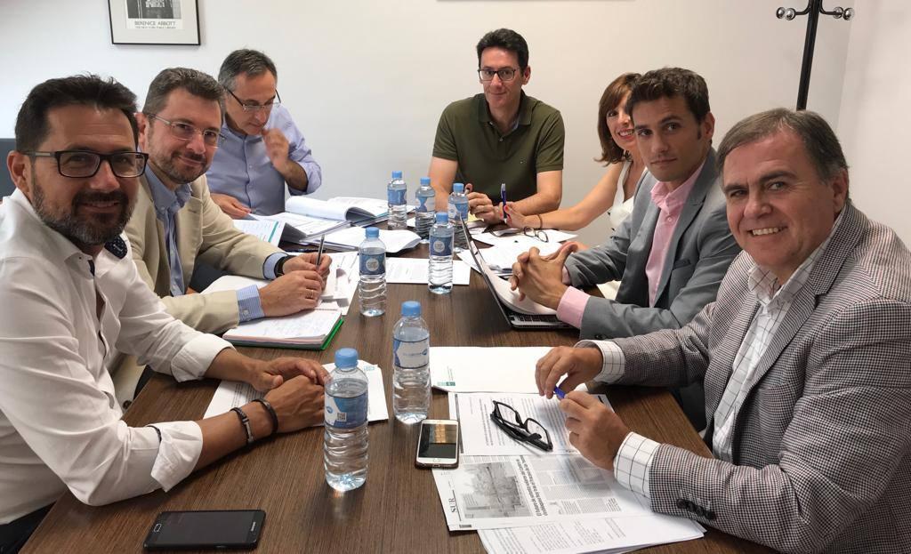 Ayuntamiento y Junta ratifican la liquidación del plan de las 'tecnocasas' para liberar setenta solares del Centro de Málaga