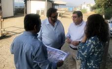 Culminan los anteproyectos de tres tramos de la Senda Litoral en Benajarafe y Chilches