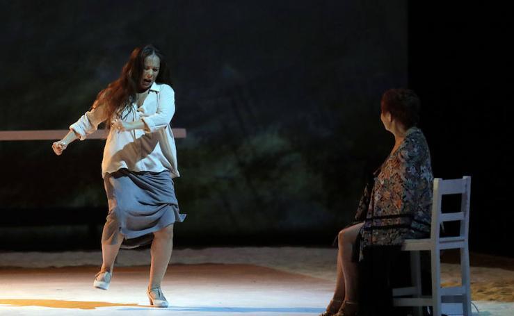 Rocío Molina llega con su 'Grito pelado' al Teatro Cervantes