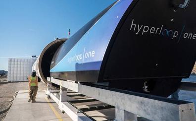 Bobadilla albergará el desarrollo en Europa del tren supersónico de Virgin