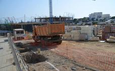 Las aulas prefabricadas se instalarán junto a las obras del cuarto instituto en Rincón de la Victoria