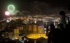 Así será el espectáculo de fuegos artificiales que dará inicio a la Feria de Málaga 2018