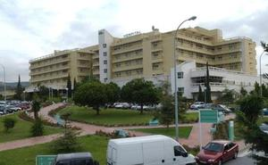 Una colisión múltiple provoca retenciones en Marbella