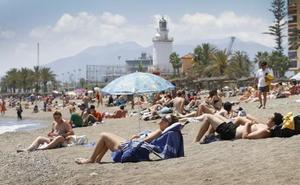 La Malagueta, entre las 10 playas españolas más populares de Instagram