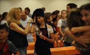 Caperucitas rellenas de lobos y otros platos sorprendentes en el 'casting' de Masterchef Junior en Málaga