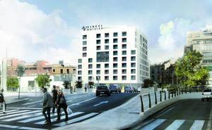 Nuevos empresarios entran en la promotora del hotel de Moneo para inyectarle liquidez