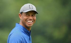 Tiger Woods acapara el protagonismo en el último grande del año