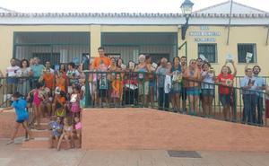 Vecinos de Vélez protestan por el cierre de las bibliotecas en cuatro núcleos