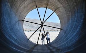 Virgin prevé tener listo en 2020 su centro de desarrollo del Hyperloop de Málaga