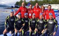 Paula Ruiz y María de Valdés, a por la medalla hoy en la prueba de 10 kilómetros del Europeo