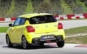 Suzuki Swift Sport, conducción dinámica, potente y segura