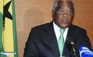 Detenidos tres españoles en Santo Tomé y Príncipe acusados de una intentona golpista en el país africano