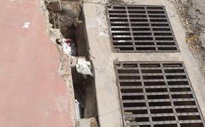 Polígono la Huertecilla: Más de un problema por zanjar