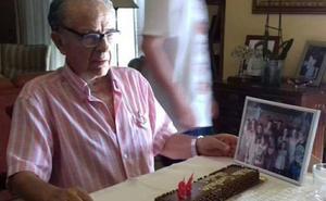 Fallece Fernando Marín Girón, catedrático y exdecano de la Facultad de Ciencias de la UMA