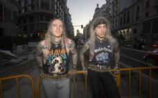 Los heavies de Madrid: «Este planeta es un tugurio sideral»