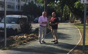 La tenencia De San Pedro impulsa medidas para mejorar la zona del Bulevar
