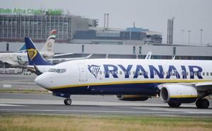 Ryanair cancela vuelos este viernes en Málaga por la huelga europea de pilotos