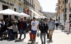Cuatro de cada diez viviendas del Centro de Málaga son de alquiler vacacional
