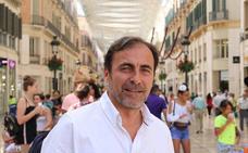 Andrés Olivares: «Me enorgullece que Málaga reconozca la labor de nuestra fundación»