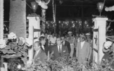La Feria de Málaga en los sesenta