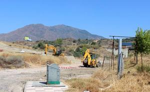Comienza la construcción de la circunvalación de la zona norte