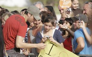 La mano tonta de Enrique Iglesias