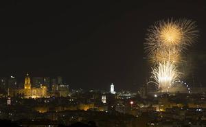 Málaga ya luce su feria