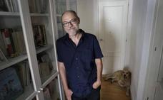 Pablo Aranda: «Mi pregón está basado en hechos reales pasados por la batidora de la ciencia ficción»