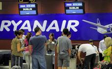 Los inversores penalizan a Ryanair con 3.200 millones por sus conflictos sociales en Europa