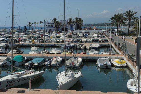 Marbella ampliará el muelle de espera del Puerto Deportivo Virgen del Carmen para impulsar el turismo náutico