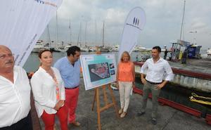 El Ayuntamiento ampliará el muelle del Puerto Deportivo para albergar lanzaderas de cruceros