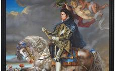 Michael Jackson, rey y artista