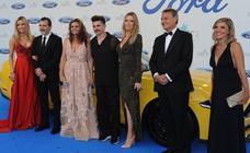Los famosos acuden a la llamada de la Gala Starlite