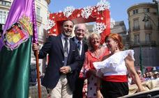 De la Torre valora el arranque de la Feria y espera que sea «magnífica, con mucha gente y entusiasmo»